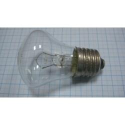 Лампа С 220-60-1H (цоколь - E27H)