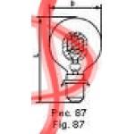 Лампа ПЖ 75-600 (цоколь - P40s/41), ПЖ 75-600