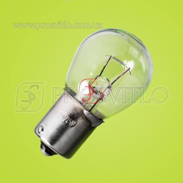 Лампа С 26-25 (цоколь - B15d/18), С 26-25