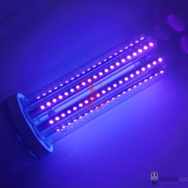 Світлодіодна фітолампи 30W Е27 Prosvitlo