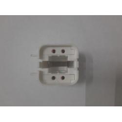 Патрон (лампотримачі) для економних ламп G24q-2