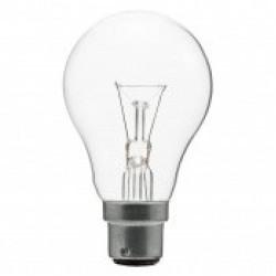 Лампа Ж 75-4 (цоколь - B15d/18)